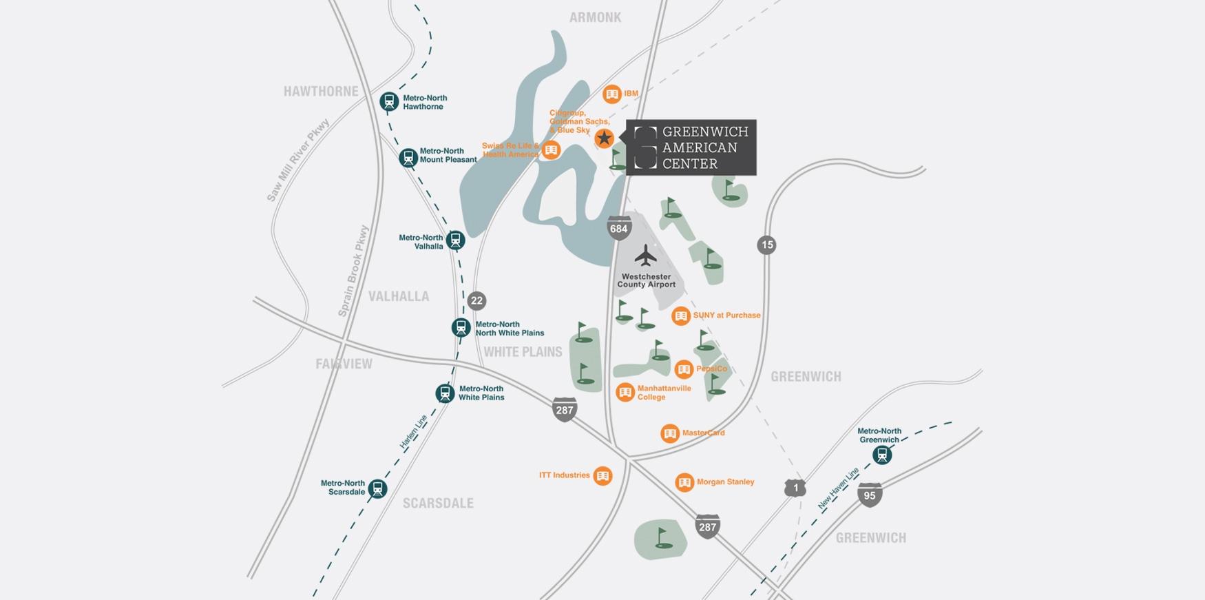 GAC Location Map