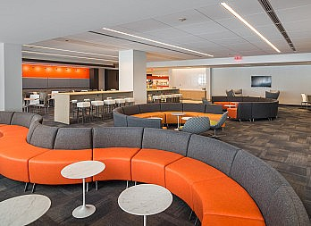 Newly Renovated Cafeteria