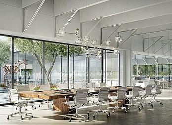 Executive Building Workspaces