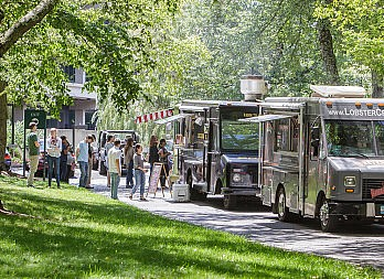 Lunchtime Food Trucks